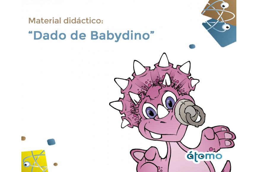 Material didáctico: Dado de Babydino