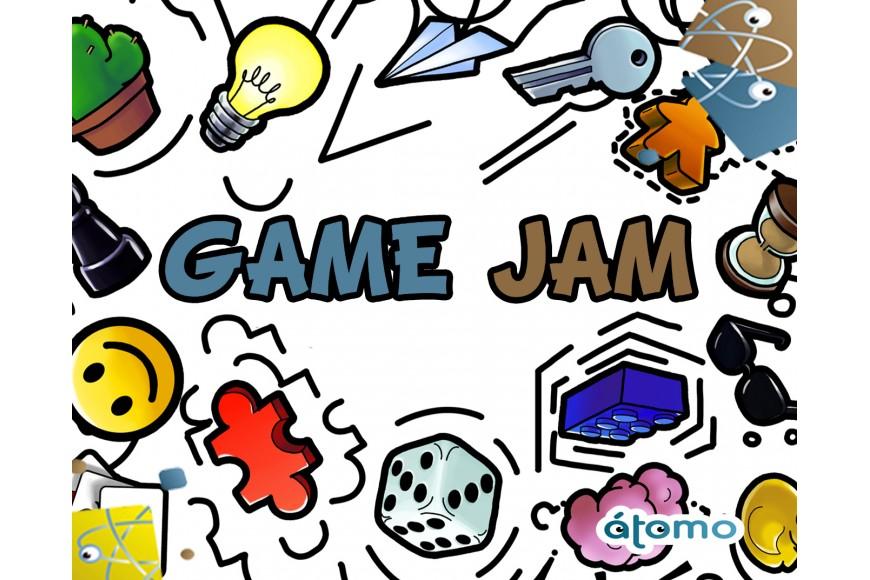 Game Jam Infantil y Creative Game Kit, algo más que un juego de mesa…