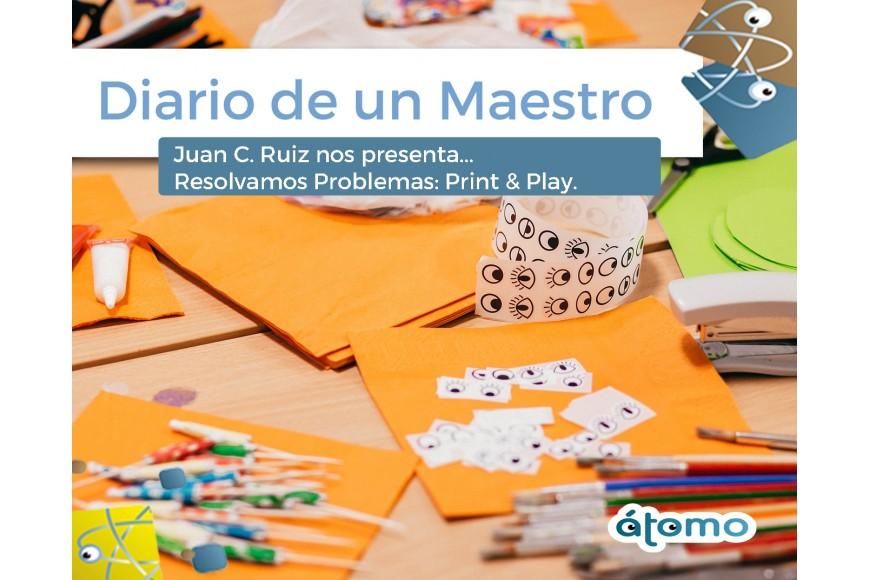 Juegos de mesa para el aula: Resolvamos Problemas
