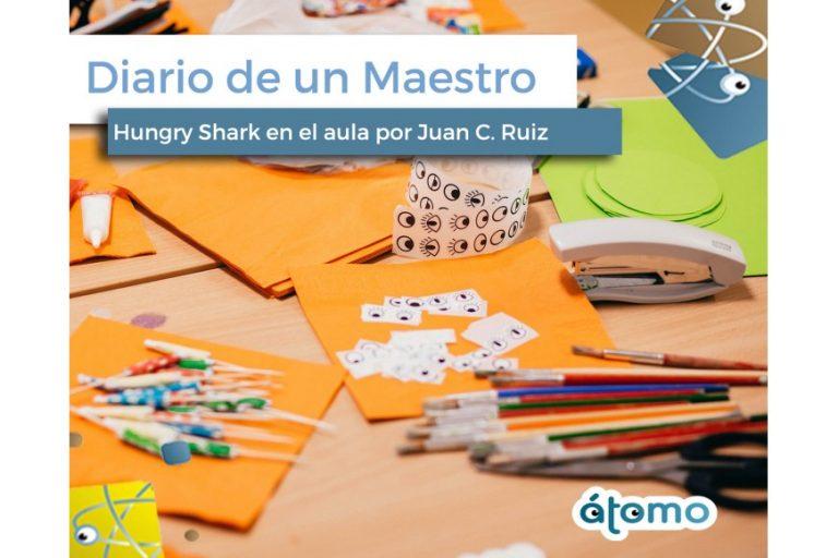 Juegos de mesa para el aula: Hungry Sharks