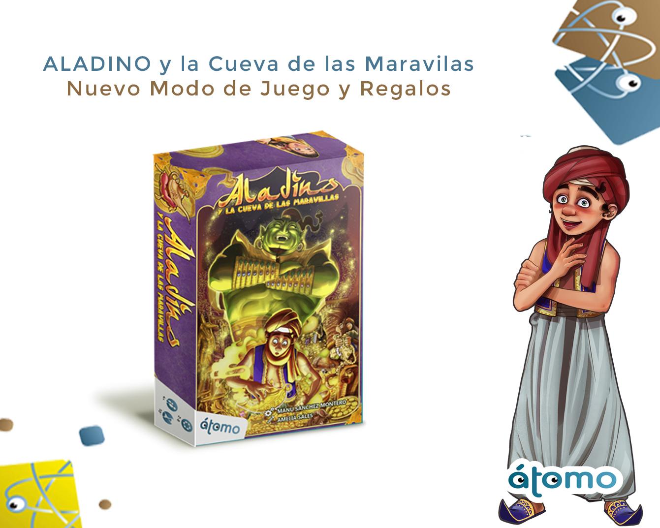 Aladino: nuevo modo de juego y regalos