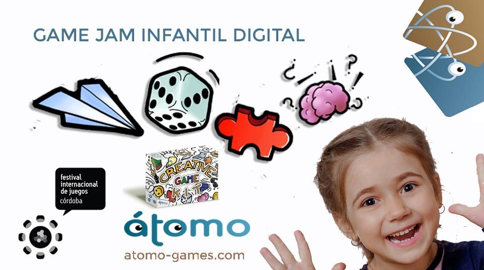 Concurso Online de Creación de Juegos en el Festival de Juegos de Córdoba