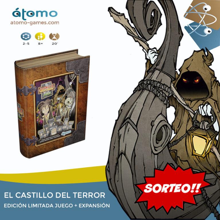 SORTEO CASTILLO DEL TERROR ED. ESPECIAL
