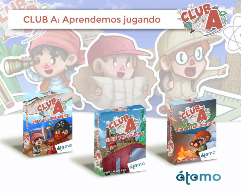 CLUB A: Aprendemos jugando