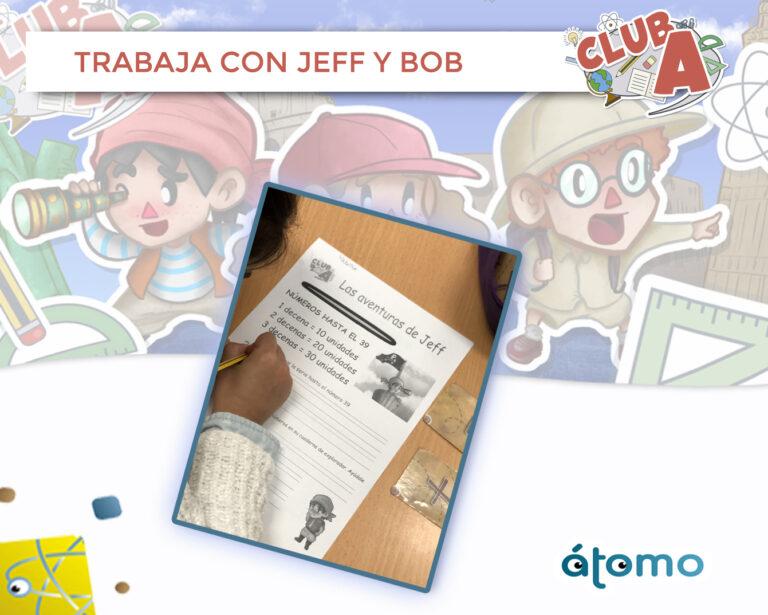Aprendizaje Basado en Juegos con JEFF Y BOB