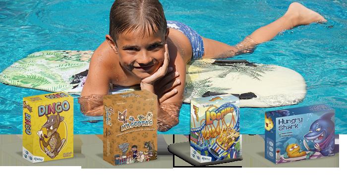 Los mejores juegos de cartas para la piscina este verano
