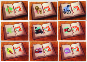 Cartas Luca juega con las palabras