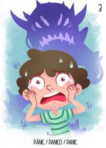 Panico Emotio