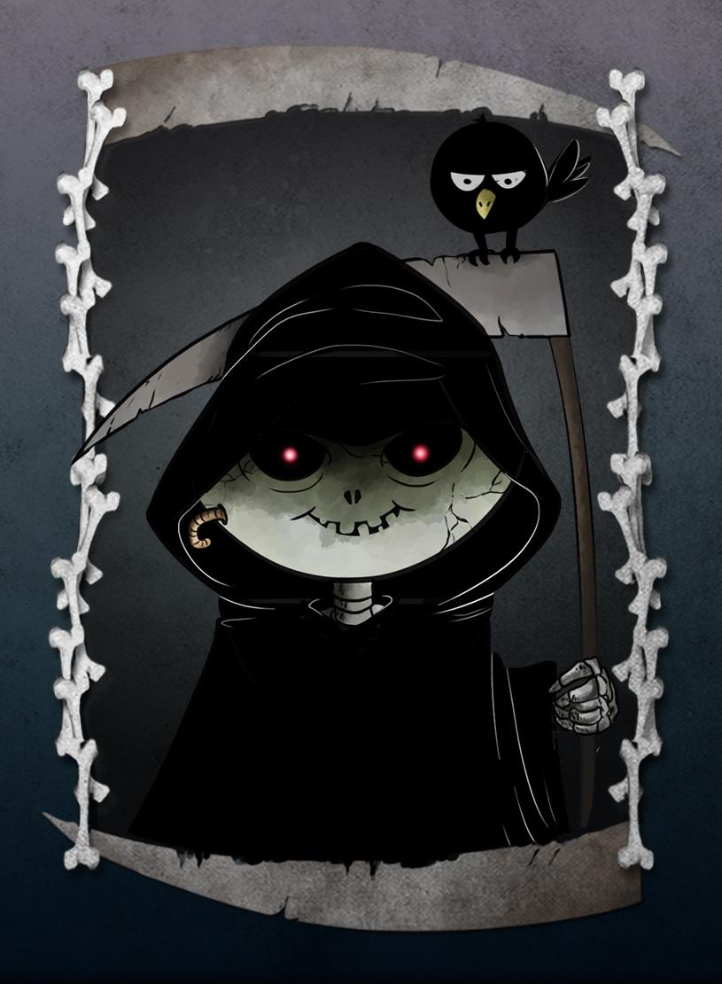 Carta de Muerte, juego de mesa El Mortal