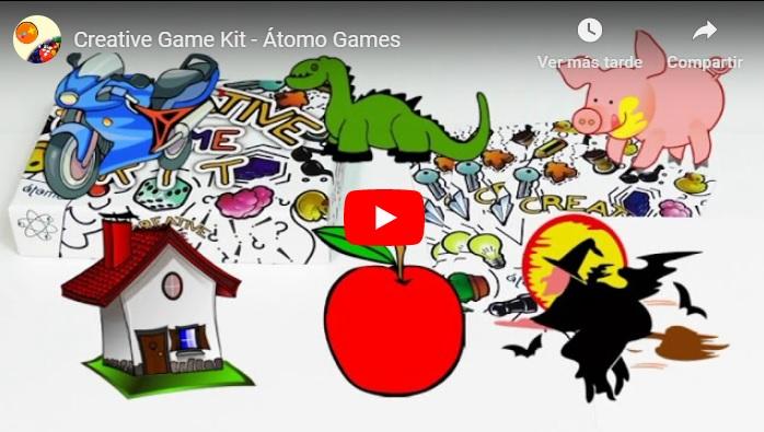 Reseña juego Creative Game Kit