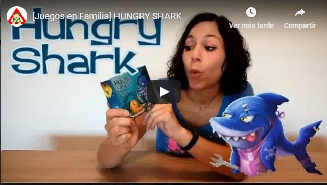 Tutorial Juego Hungry Sharks