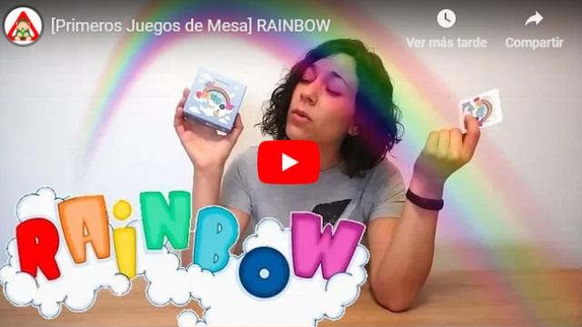 Tutorial juego Rainbow por Bebe a Mordor