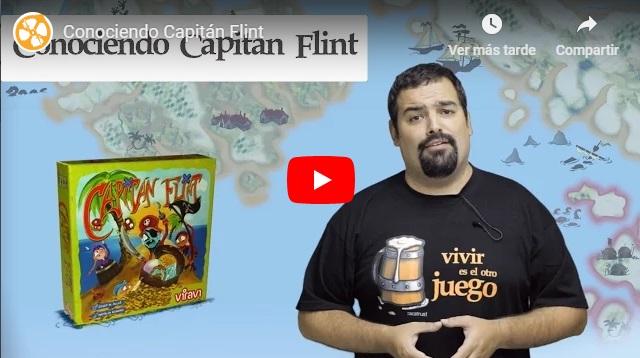 Presentación de Capitán Flint