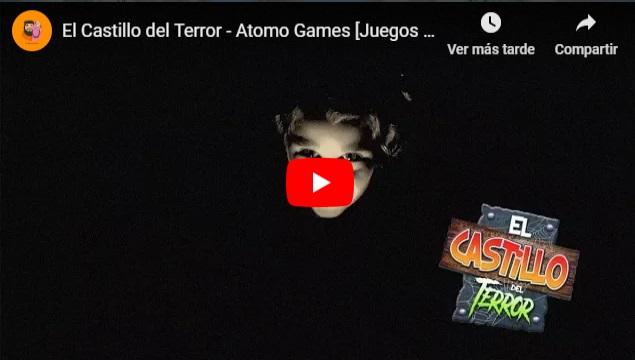 Introducción del juego Castillo del terror por Tang de Naranja